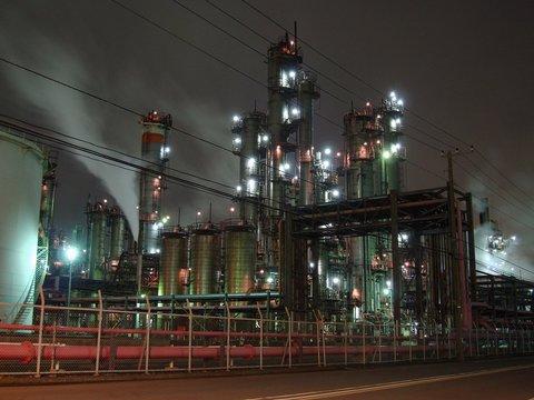 浮島町 - 東燃ゼネラル石油