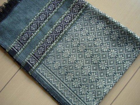 織物のランチョン・マット